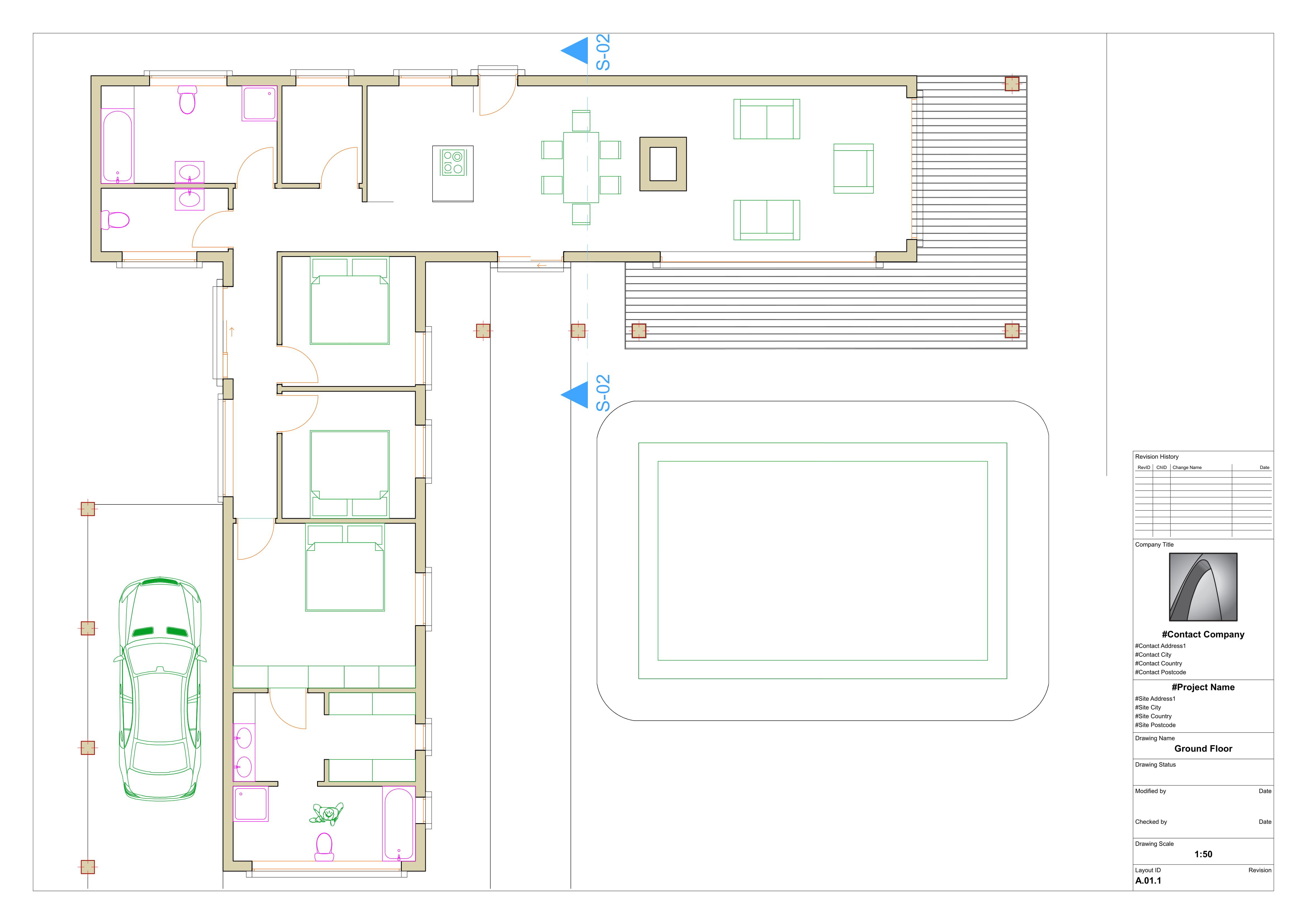 Modern Cape Dutch Style Imizekeliso Architecture Project Management